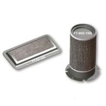 metal fiber burner